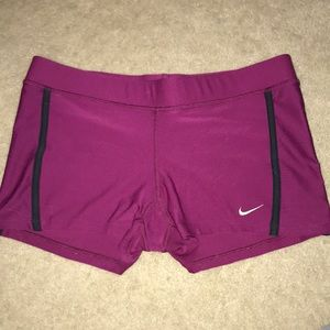 Nike dry-fit running spandex